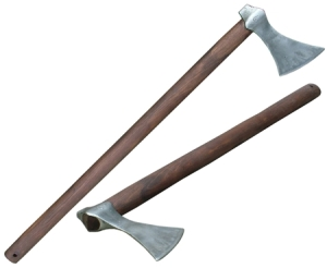 Battle axe (heavy and light)